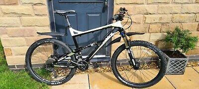 """Calibre Bossnut 21"""" Full Suspension Trail Mountain Bike"""