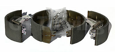 Genuine Ifor Williams Knott Avonride 200 x 50 Brake Shoes (Axle Set) - P000320