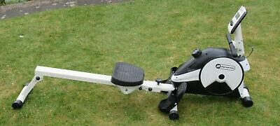 Rowing Machine -Folding Dynamix. Rarely used.