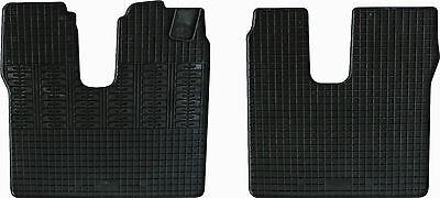 $$$ Original Lengenfelder Gummimatten für MAN TGX + Gummi - Fußmatten LKW + NEU Fußmatten Für Lkw
