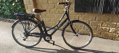"Pendleton Somerby Electric Hybrid Bike - Midnight Blue - 17"" Frame"