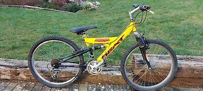 Boys Mountain Bike 24 inch Wheels 18 Speed*Dual Suspension **