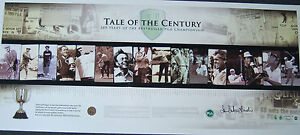 Ian-Baker-Finch-Hand-Signed-100-Years-History-Of-The-PGA-Print-Norman-Tiger