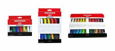 Amsterdam Standard Series Acrylfarben Sets Intro bei Malstoff