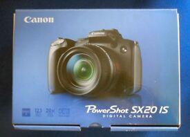 Canon PowerShotBridge camera