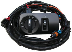 2005-2009 V6 MUSTANG FOG LIGHT WIRING & SWITCH KIT 4.0L - INCLUDES FORD SWITCH