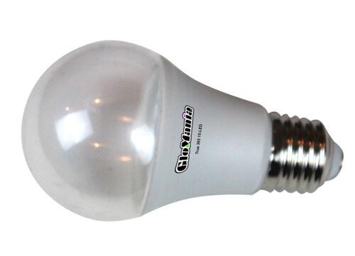 TRUE 365nm LED Black Light Neon ES Bulb, lFluorescent, Party, Halloween Ghost