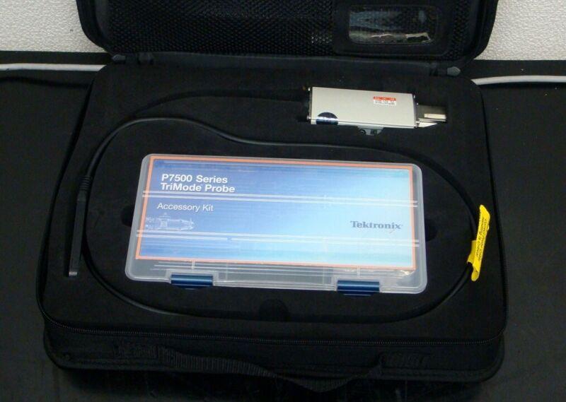 Tektronix P7513A TriMod Differential Probe, 13 GHz, for TekConnect