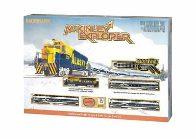 Used, BACHMANN McKinley Explorer Ready To Run Electric Passenger Train Set - N Scale for sale  Pittsburgh