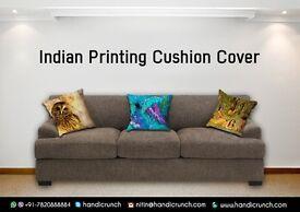 Prettify interior decor by adding attractive cushion covers