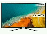 "Samsung 49"" Curved LED HD 1080p Smart TV with Freeview HD, Built-In"