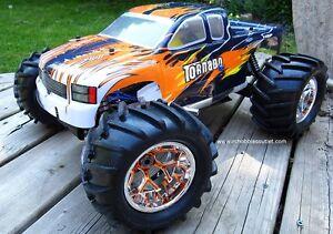 New RC Truck Nitro 1/8 Scale HSP Tornado Pro 4WD City of Toronto Toronto (GTA) image 1
