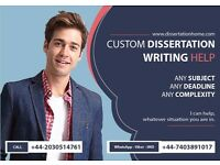 Dissertation / Essay / Assignment / Coursework / Tuition / Proposal / SPSS / Matlab (EXPERT HELP)
