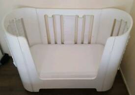 Bloom Luxo Cotbed Cot Bed