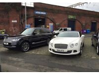 Car Wash Valeting Business For Sale - Busy City Centre Area - High End Clients - Equipment Included