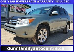 2008 Toyota RAV4 Limited Model!