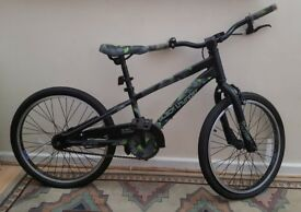 Kids avanti black thunder bike