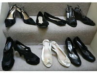 Ladies Shoes Size 5 Six pairs