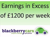 MINICAB PCO OWNER DRIVERS ** AIRPORT CIRCUIT ** 1 DAY RECRUITMENT EVENT AT HEATHROW TUES 26TH SEPT
