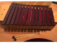 Orff Alto Xylophone AX-200 with Chromatic Add on