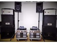 PA Sound System/SPEAKERS/DJ/RENT/HIRE-Events,Parties,Weddings,Functions/FREE PARTYLIGHTS IN FEBRUARY