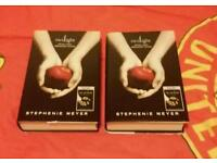 Twilight Special anniversary edition. Two books in one.