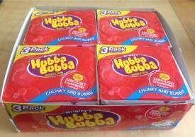 Chewing Gum / Bubble Gum Multi Pack Boxes - Job Lots - Different Dates / Prices Crawley