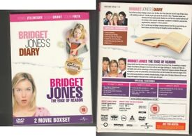 Bridget Jones's Diary / Bridget Jones: The Edge Of Reason DVD, 2005, 2-Disc Set