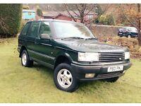 1996 Range Rover P38 4.0 SE, 12 Months MOT, Multi Point LPG system, lovely condition