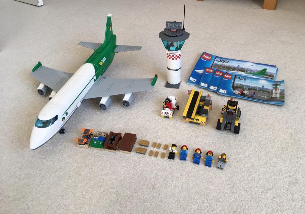 Lego City Cargo Terminal 60022 In Norwich Norfolk Gumtree