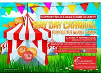 Welsh Hearts May Day Carnival