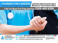 Guarantee work in health and social care. Gov. Funded Courses Level 3 - 7! Find out now! Peckham