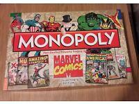 Monopoly Marvel Comics Edition