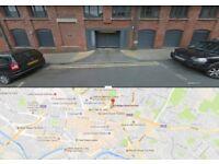 City Centre - Secure Parking Space