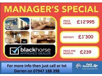 🌟🌟MANAGERS SPECIAL ON THIS STATIC CARAVAN AT SANDY BAY HOLIDAY PARK WITH DIRECT BEACH ACCESS🌟🌟
