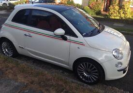 FIAT 500 1.2 Sport FOR SALE -FSH-50,462Miles