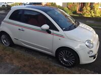 FIAT 500 1.2 Sport FOR SALE -FSH-50,462Miles