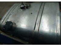 Iveco Stralis Aluminium fuel tank 400L, 41043093.