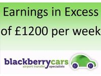 MINICAB PCO OWNER DRIVERS ** AIRPORT CIRCUIT ** HEATHROW RECRUITMENT DAY THIS THURSDAY