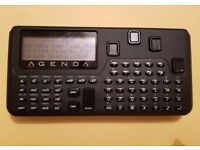 **VINTAGE** MICROWRITER - AgendA 32K PDA - Collector Quality