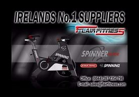 Spin Bikes ( Bike / Indoor / Cycle / Fitness / Cardio / Spinning / Gym / Equipment / Exercise )