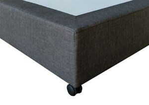 UPHOLSTERED BASES - QUEEN & DOUBLE - $249