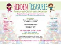 Hidden Treasures Preloved Children's Market