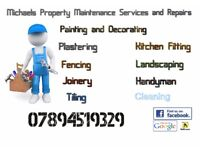 Michaels Property Maintenance Services and Repairs