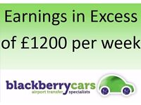 MINICAB PCO OWNER DRIVERS ** AIRPORT CIRCUIT ** 1 DAY RECRUITMENT EVENT AT HEATHROW WED 5TH APRIL