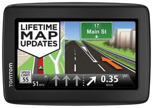 TomTom VIA 1415M 4.3-Inch Portable Touchscreen Car GPS Navigation Device