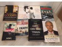 ❤️Charity fundraising❤️ books paperbacks 25p hardbacks 50p