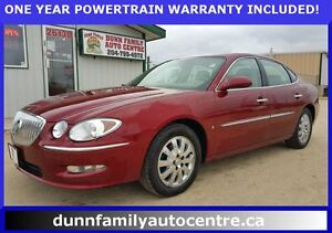 2009 Buick Allure CXL!  Very Low KM'S!