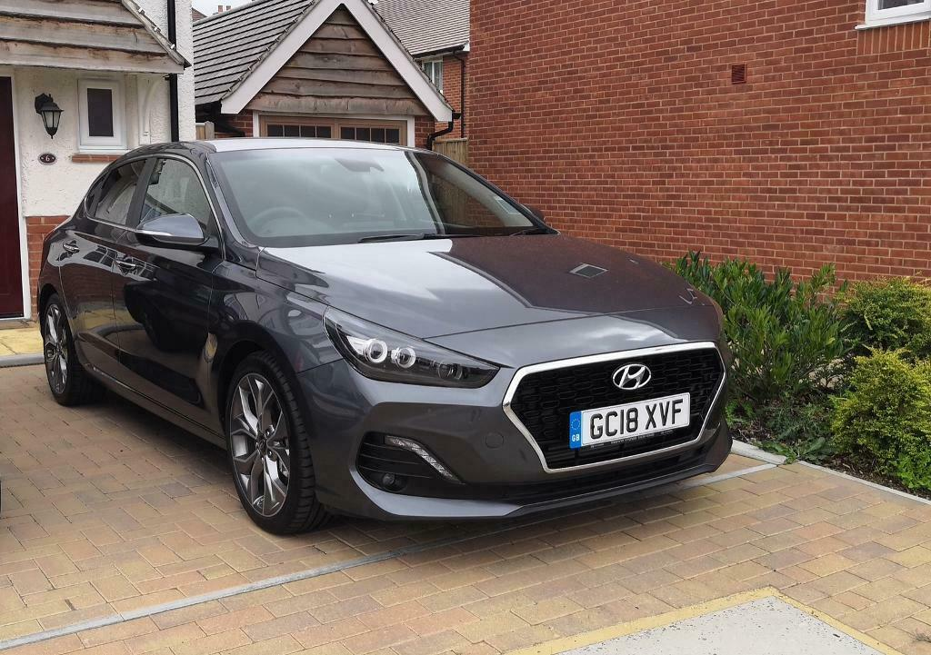 Hyundai i30 fastback 1 4 petrol 5 year warranty | in Bearsted, Kent |  Gumtree