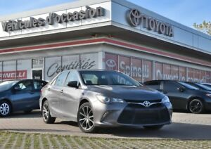 2015 Toyota Camry XSE 4 CYL+GPS MAGS LEATHER